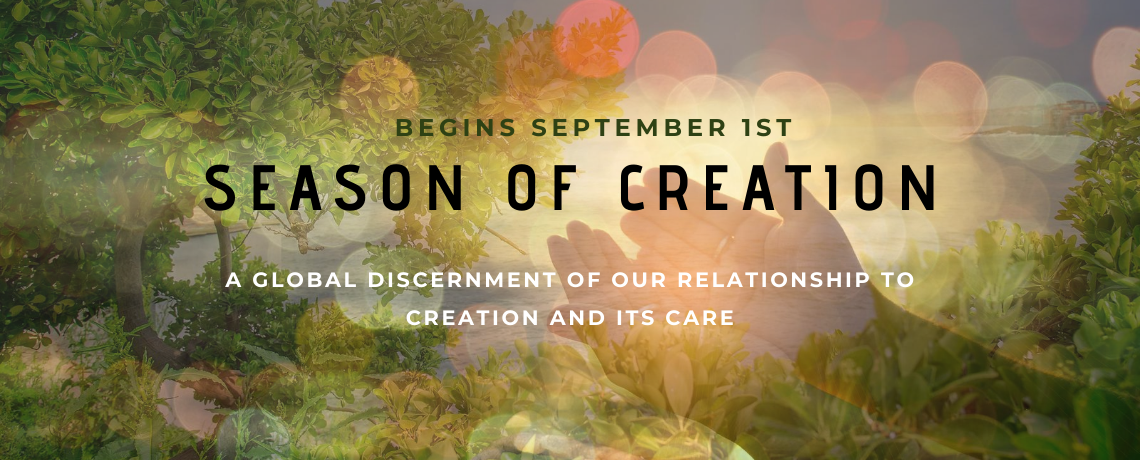 Join the Season of Creation: Sept. 1 – Oct. 4 Events