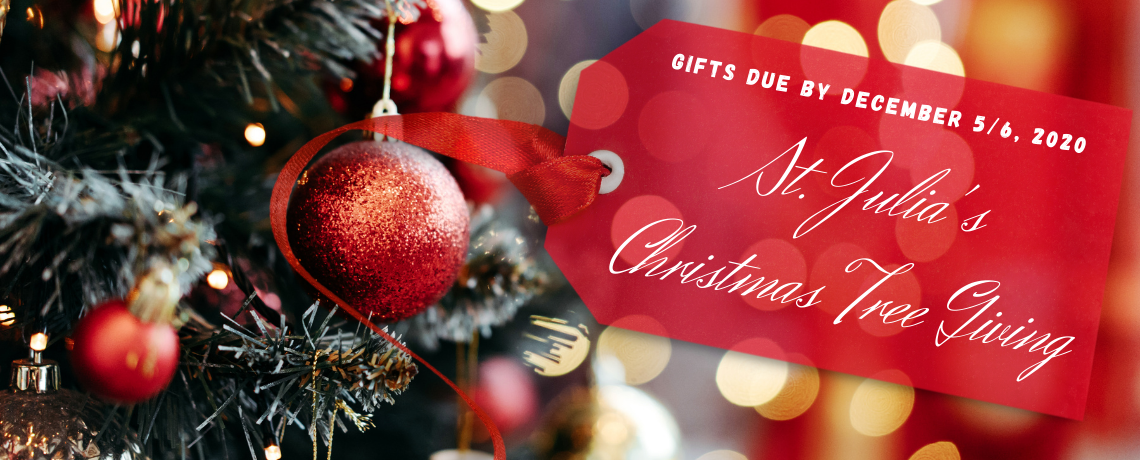 Give a Gift of Joy: Christmas Tree Giving is ON!